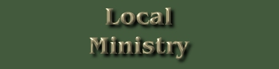 True Vine Ministries Local Ministry